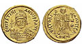 Загадка изображения Иисуса Христа  на древних монетах